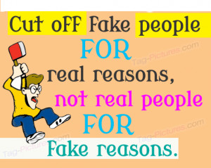 Fake People Haters Image