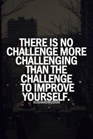 Clean motivation!
