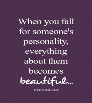 Fall in love quot...