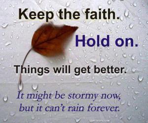 ... Teachings via Wes Annac: Never Lose Faith in Where You're Going