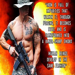 "Curtis Bartlett ""Man of Steel"" Poster"