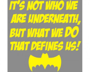 Superhero Quotes And Sayings Us batman superhero quote
