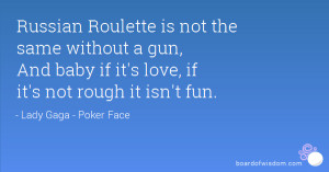 Gun Love Quotes Gun And Baby if it 39 s Love