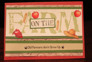 Old Farmer's Quotes http://www.adamsacres.com/products-page/misc/