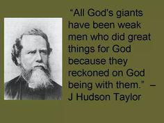 ... hudson taylor quotes j hudson taylors hudson taylors quotes