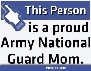 This Person Is A Proud Army National Guard Mom preview