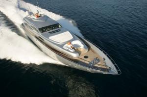 Spirit of Brazil yacht