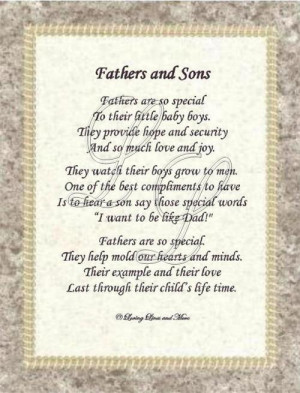 Go Back > Gallery For > Happy Birthday Dad Poems From Son