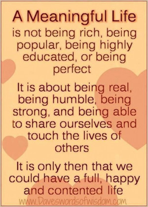 Being you, being real! #quote