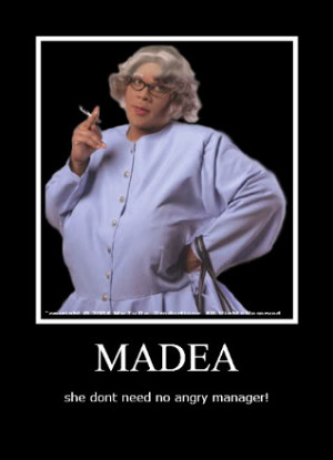 Thread: Madea Goes To Jail