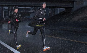 Running In The Rain Nike Top five tips for running in