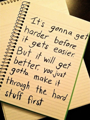 things get better quotes