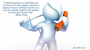 Work Communication Quotes communication is a skill that