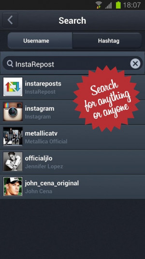 instagram photos and videos use photo repost to repost any instagram ...