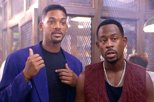 Bad Boys' (1995) as Detective Mike Lowrey