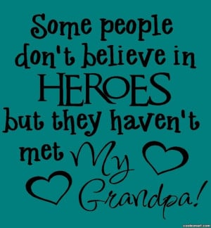 Grandfather Quotes, Sayings about Grandpa