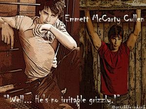 Emmett Cullen- desktop by Scribble-Chick
