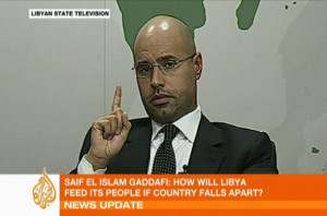 As protests in Libya enter their eighth day, following a