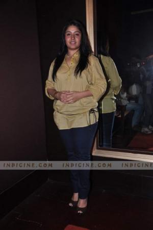 Sunidhi Chauhan at MTV Unplugged Season 2 launch