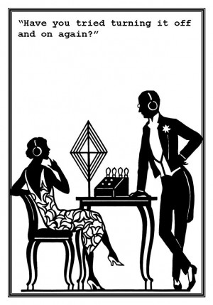 Roaring Twenties - 'Radio'