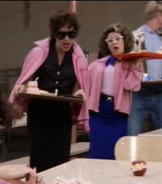 Grease Rizzo & Marty More