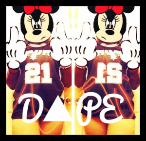 Mickey And Minnie Mouse Swag Tumblr