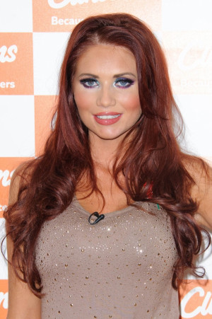 Amy Childs has been added to these lists