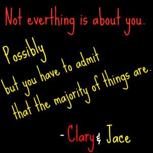 Mortal Instruments Jace Clary