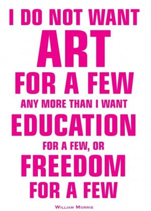 Art #Education #Freedom