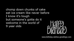 Related Pictures short quotes page 9 birthday sayings rhymes and ...