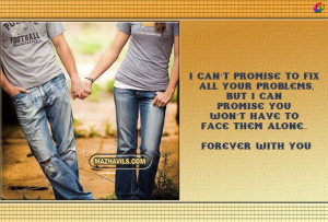 can't promise to fix all your problems, but I can promise you ...