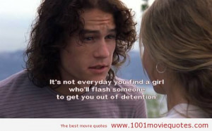 10 Things I Hate About You (1999) quote