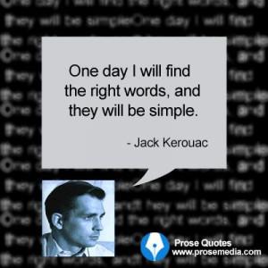Prose Quote