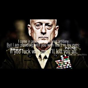 General James Mattis, USMC