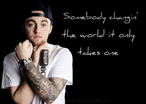 best mac miller quotes from songs