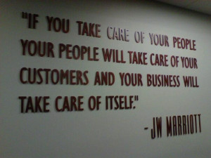 JW Marriott quotes