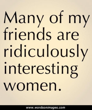Friendship quotes women
