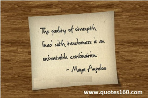 Maya Angelou Quotes About Strong Women | Maya Angelou Quotes - Women ...