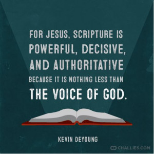 ... Quotes, Speak Truths, Satan Tempting, Kevin Deyoung, Bible Verses