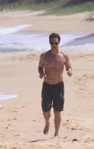 Matthew McConaughey E Camila Alves Passeiam Em Belo Horizonte Dilson