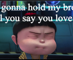 Agnes From Despicable Me Quotes. QuotesGram  Despicable Me Agnes Tumblr Quotes