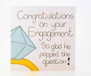Congratulations Engagement Quotes And Sayings