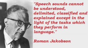 Roman jakobson famous quotes 5