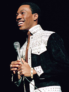 Eddie Murphy on the possibility of returning to stand-up: 'Some days I ...