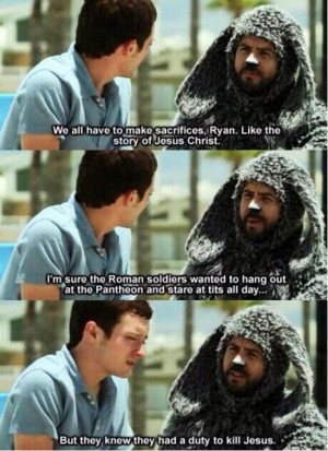 Wilfred quotes