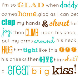 Father Day Printable With...