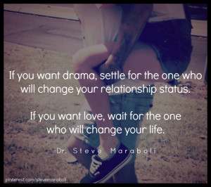 If you want drama.... if you want love...