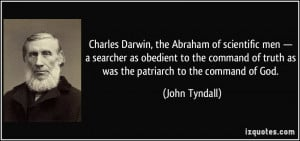 Charles Darwin Quotes About God