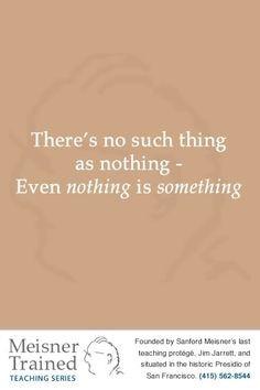 Sanford Meisner Quotes