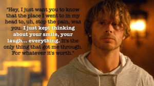 ncis la kensi and deeks funny quotes - Google Search